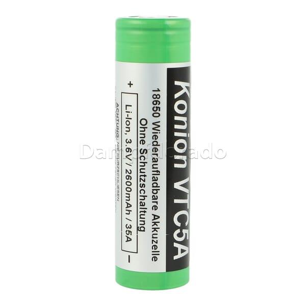 Sony Konion VTC5A - 18650 - 2600 mAh