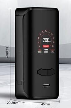 Augvape VX200 Box Mod