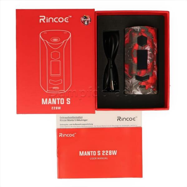 Rincoe Manto S Mod