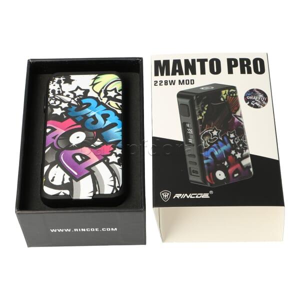 Rincoe Manto Pro Mod