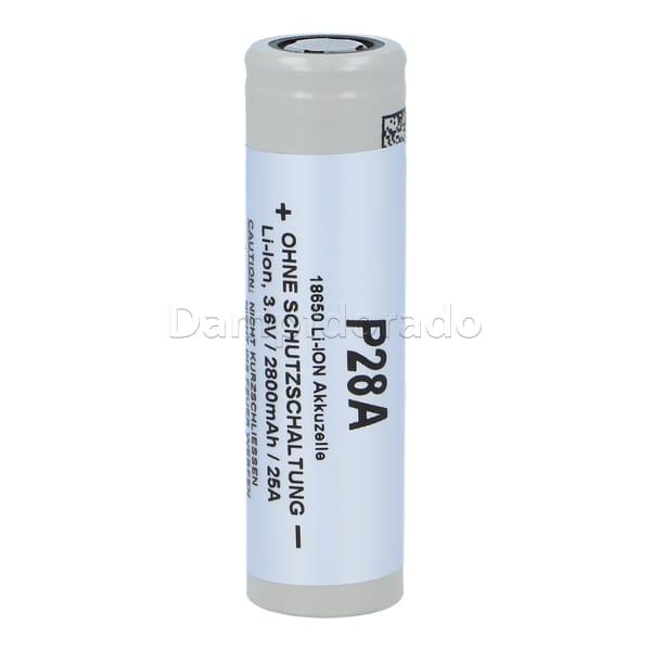 Molicel P28A - 18650 - 2800mAh