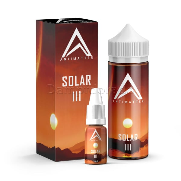 Aroma Solar III - Antimatter