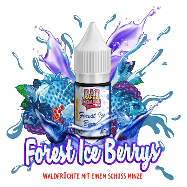 Aroma Forest Ice Berrys