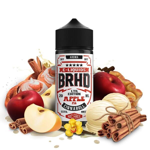 Aroma Apple Pie Cinnaroll