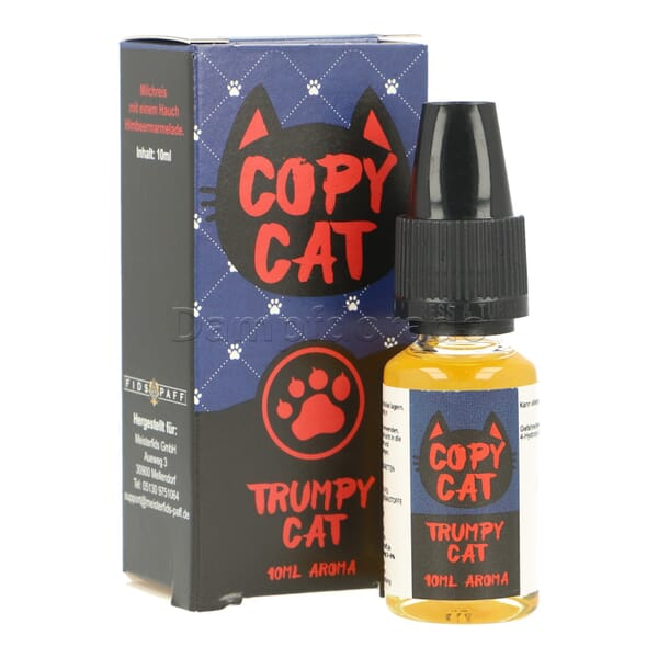Aroma Trumpy Cat