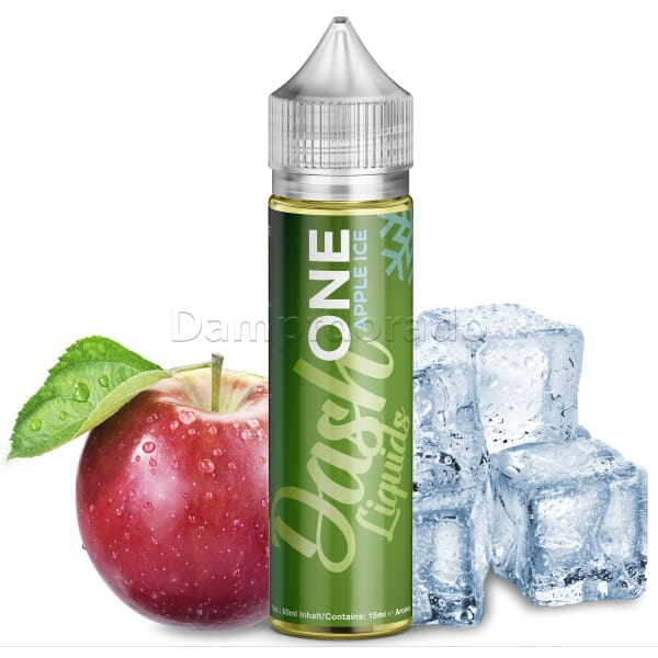 Aroma One Apple Ice - Dash Liquids