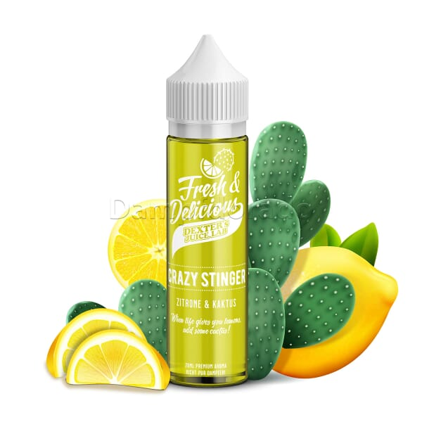 Aroma Crazy Stinger - Fresh and Delicious