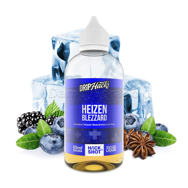 Aroma Heizenblezzard - Drip Hacks