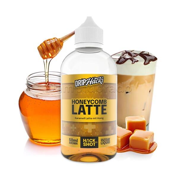 Aroma Honeycomb Latte - Drip Hacks