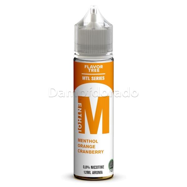 Aroma Menthol Orange Cranberry - MTL Series