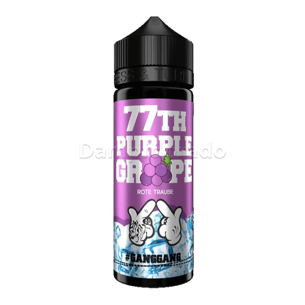 Aroma 77th Purple Grape Ice