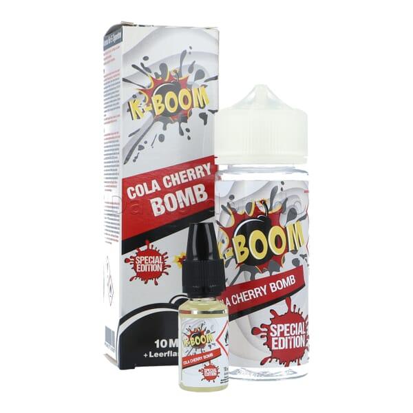 Aroma Cola Cherry Bomb 2020 - K-Boom Special Edition