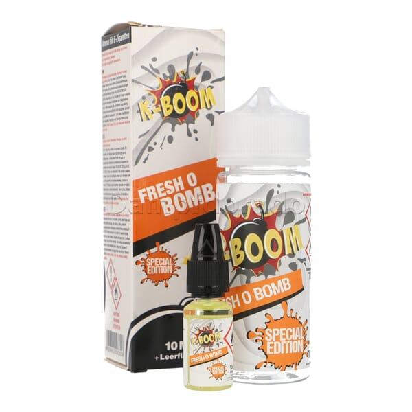 Aroma Fresh O Bomb 2020 - K-Boom Special Edition