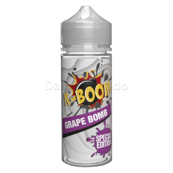 Aroma Grape Bomb 2020 - K-Boom Special Edition