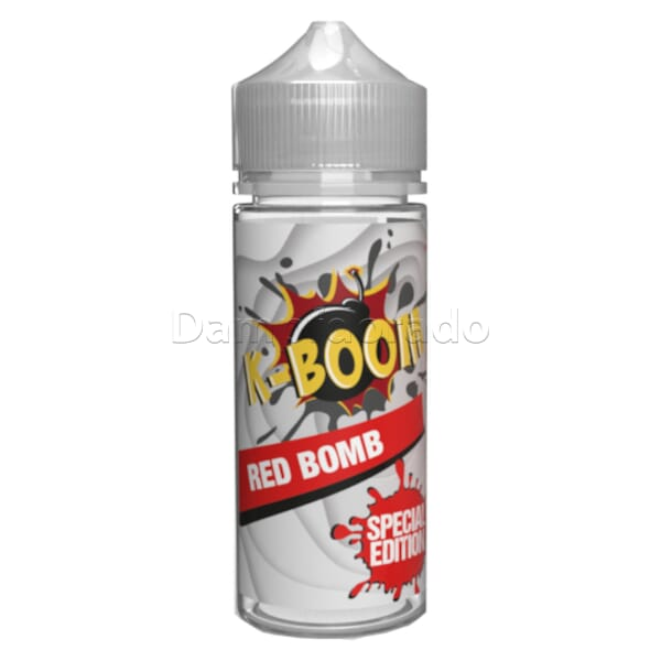 Aroma Red Bomb 2020 - K-Boom Special Edition