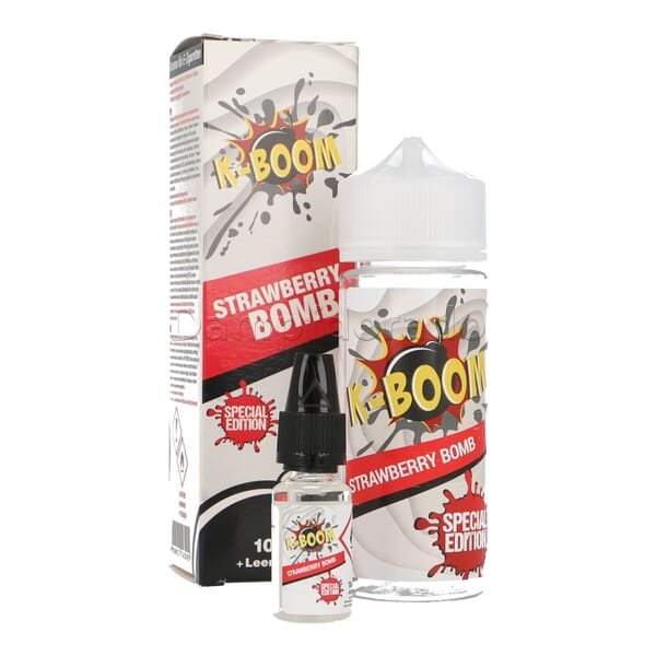 Aroma Strawberry Bomb 2020 - K-Boom Special Edition