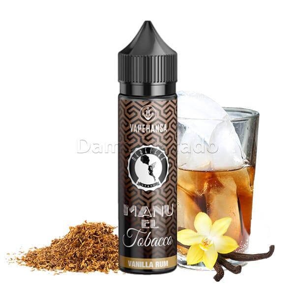 Aroma Manu El Tobacco Vanilla Rum
