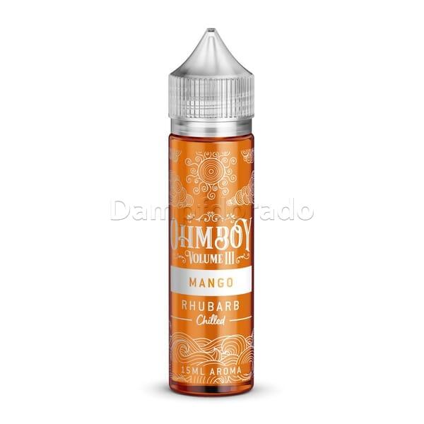 Aroma Mango - Rhubarb Chilled