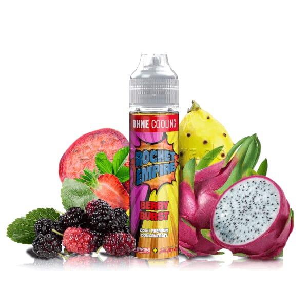 Aroma Berry Burst NoIce
