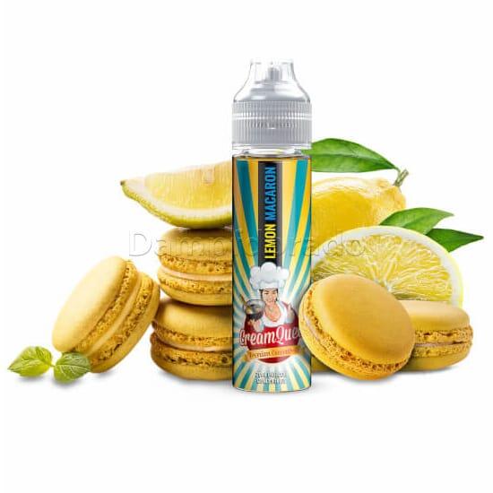 Aroma Lemon Macaron