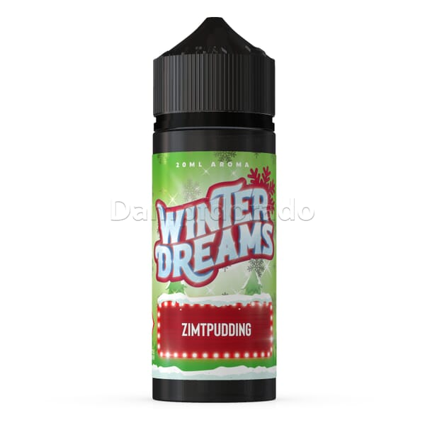 Aroma Winter Dreams - Zimtpudding