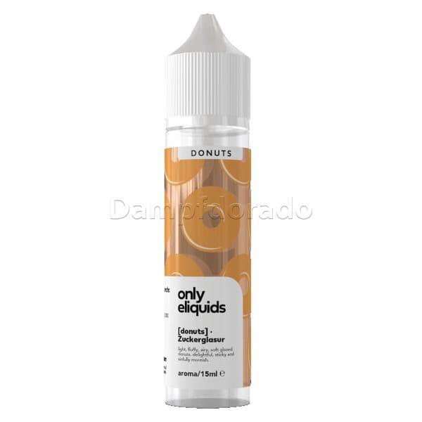Aroma Zuckerglasur Donut