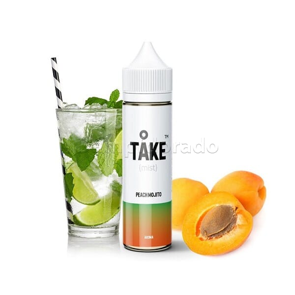 Aroma Peach Mojito