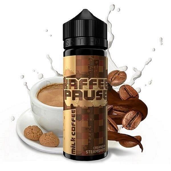Aroma Milk Coffee by Steamshots Kaffeepause