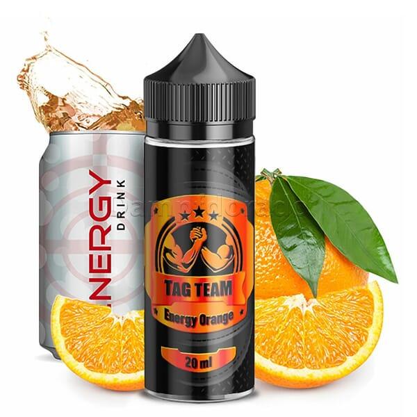Aroma Energy Orange - Tag Team