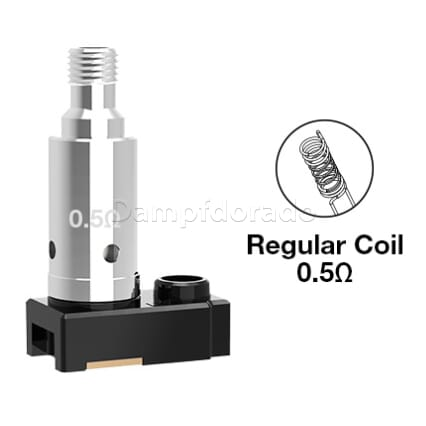 5 Lost Vape Origin Plus Coils