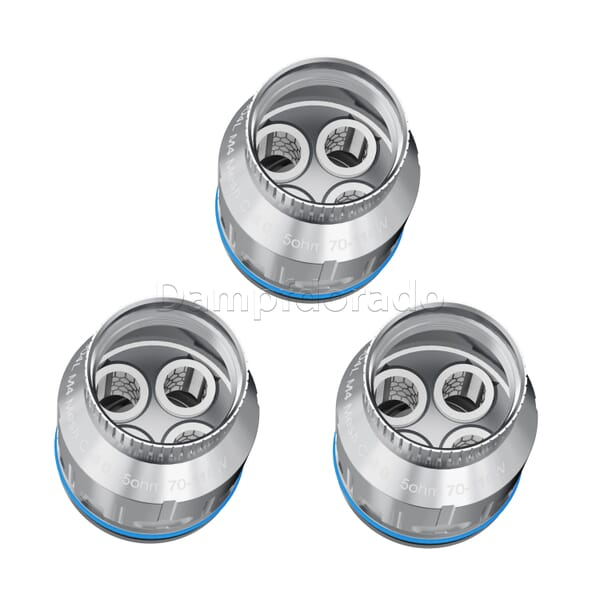 3 FreeMax 904L M Coils
