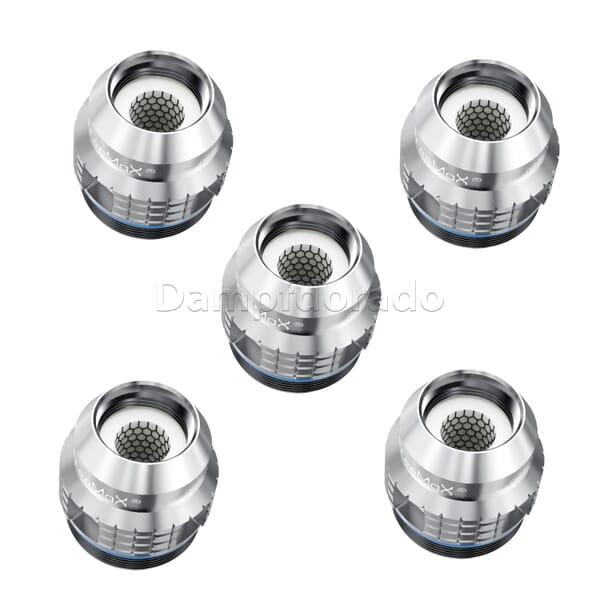 5 FreeMax 904L X Coils