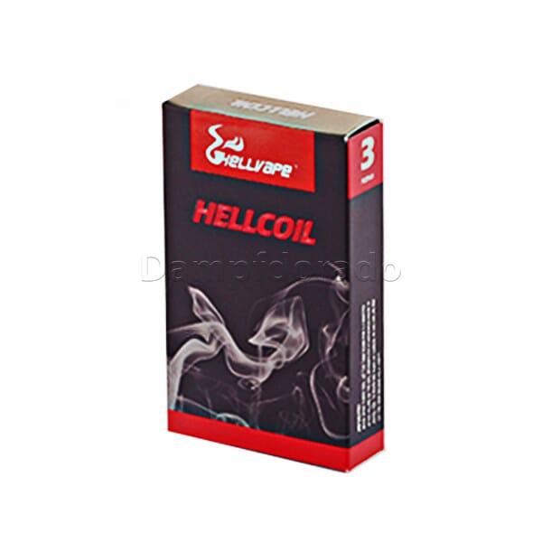 3 Hellvape 424 RTA Coils