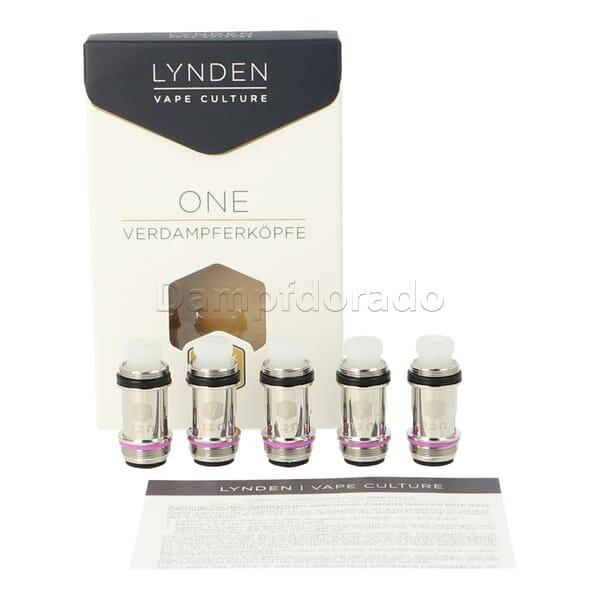 5 Lynden ONE Coils
