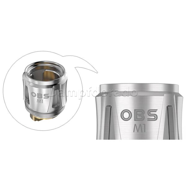 5 OBS Cube Coils