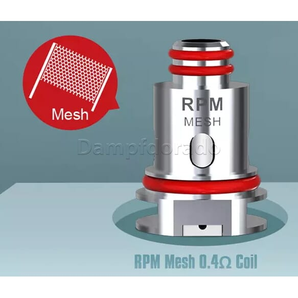 5 SMOK RPM Coils