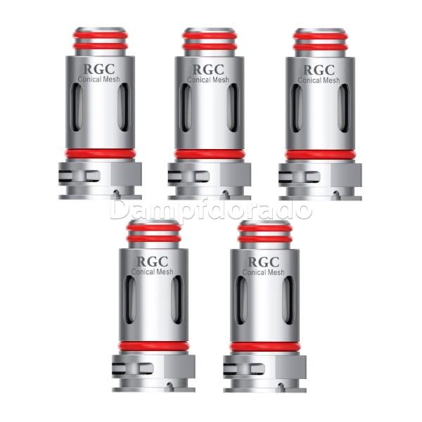 5 SMOK RGC Coils