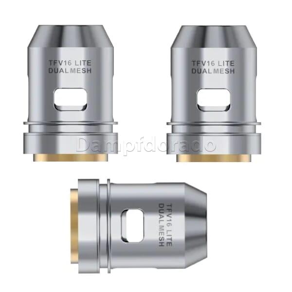 3 Smok TFV16 Lite Coils