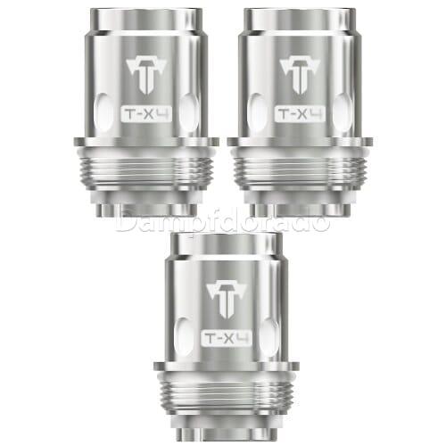 3 Tesla Citrine T-X Coils