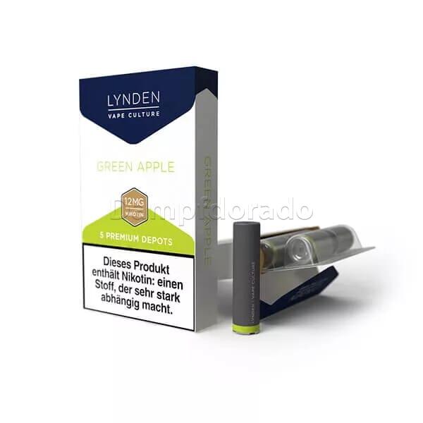 Lynden Green Apple Depot (5er Pack)