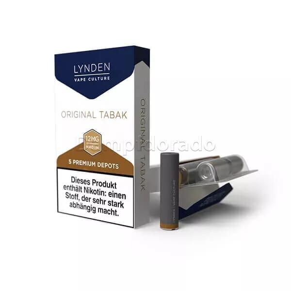 Lynden Original Tabak Depot (5er Pack)