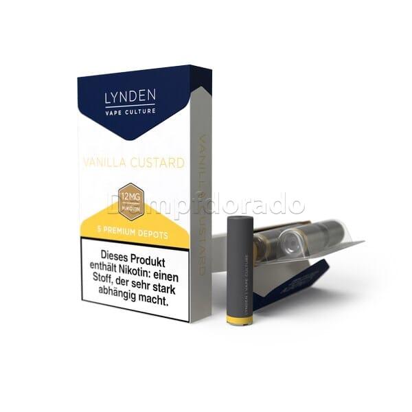 Lynden Vanilla Custard Depot (5er Pack)