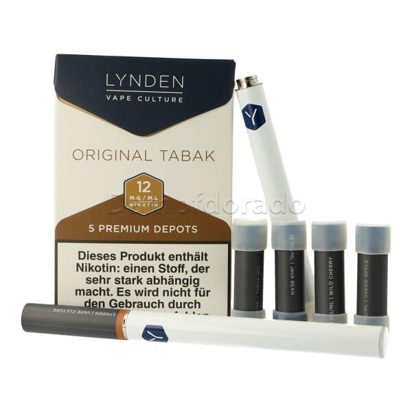 Lynden Premium Set