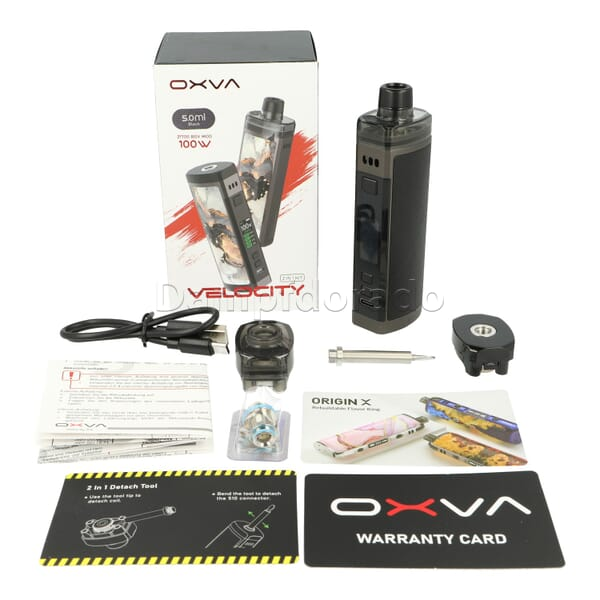 OXVA Velocity Pod Kit