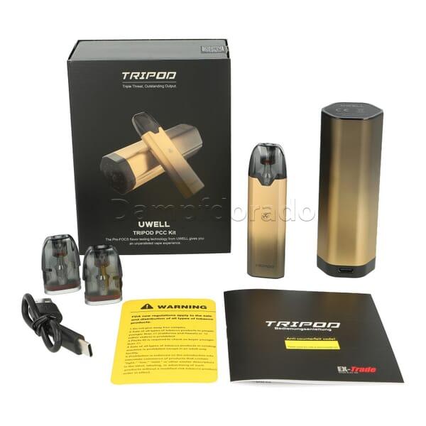 Uwell Tripod PCC Kit