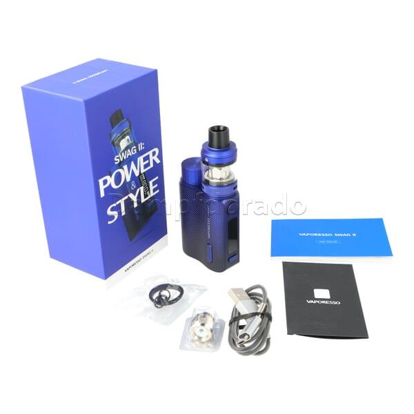 Vaporesso Swag 2 Kit mit NRG PE Verdampfer