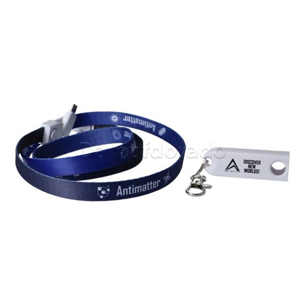 Antimatter 3-in-1 USB-Lanyard