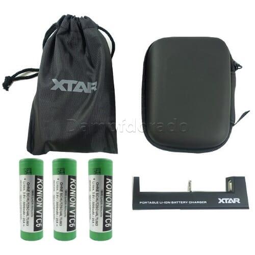 Sony Konion  - VTC6 - 18650 - 3000 mAh