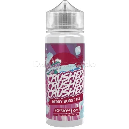 Liquid Berry Burst Ice - Crusher 100ml/120ml