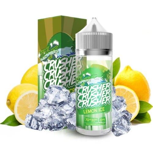 Liquid Lemon Ice - Crusher 100ml/120ml
